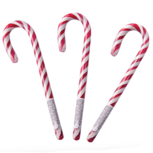 CANDY CANES ROSSO AL PZ